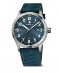watch KRETOS Gent, SST, green, green WAT.0251.1014