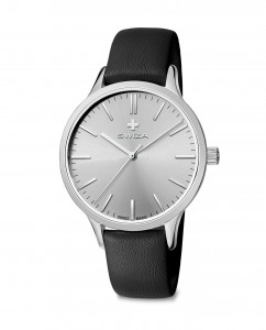 woman's watch STELLA, SST, grey black WAT.0631.1003