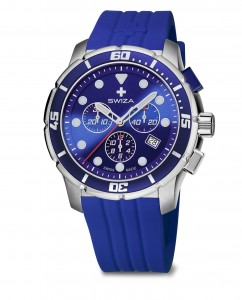woman's watch TETIS Chrono,SST, blue, blue WAT.0463.1003