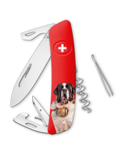 SWIZA D03 Swiss Knife Black KNI.0030.1010 (1)