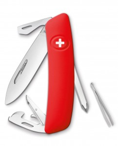 SWIZA D04 Swiss Knife Red KNI.0040.1001 blister