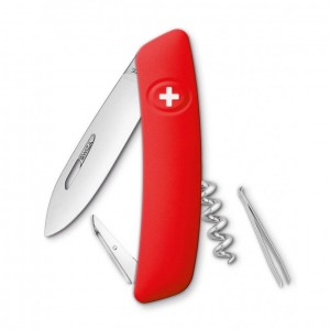 SWIZA D01 Swiss Knife Red KNI.0010.1001 blister