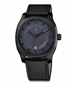 watch NOWUS Gent, grey, black, black WAT.0541.1202