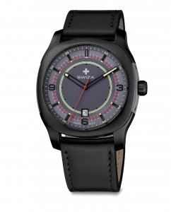 watch NOWUS Gent, grey, grey, black WAT.0541.1201
