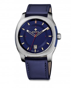 watch NOWUS Gent, SST, blue, blue WAT.0541.1003