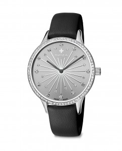 woman's watch STELLA, SST, grey, black WAT.0631.1006
