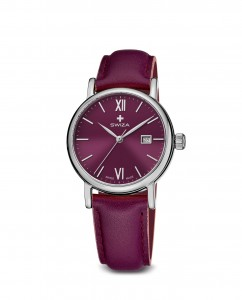 woman's watch ALZA Lady, SST, violet, violet  WAT.0121.1005